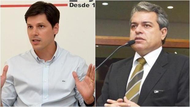 Daniel Vilela rompe com Ernesto Roller, prefeito de Formosa que apoia Caiado para governador