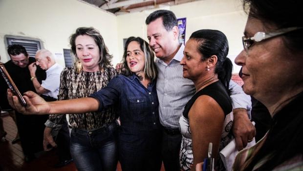 Goiás na Frente: Marconi visita Cumari para iniciar repasses de mais de R$ 1 milhão