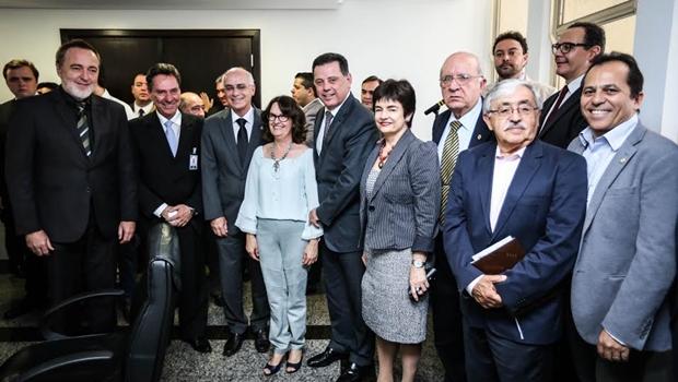 Marconi anuncia R$ 26,3 milhões para projetos de inovação