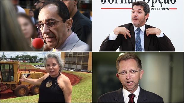 Pesquisa indica que Jorge Kajuru, Waldir Soares, Iris Araújo, João Campos são fortes em Goiânia
