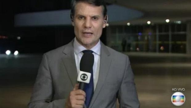 """Ato falho: TV Globo """"informa"""", pela segunda vez, que Michel Temer é ex-presidente da República"""