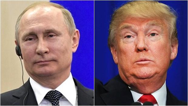 Em conversa com Trump, Putin diz que interferência externa na Venezuela é prejudicial