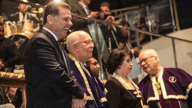 Marconi enaltece história de bispos da Assembleia de Deus Madureira