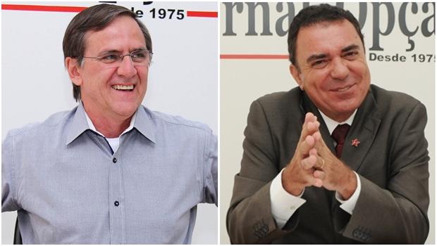 Antônio Gomide ou Luis Cesar Bueno: um deles pode ser candidato a governador de Goiás pelo PT