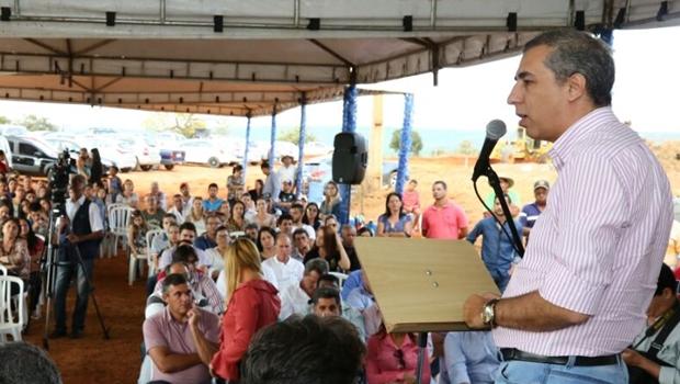 """""""Goiás está à frente dos demais estados"""", diz José Eliton"""