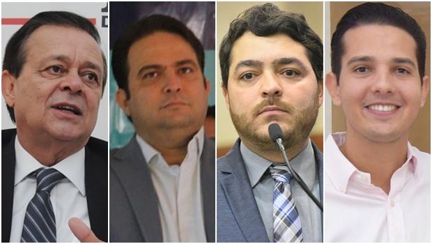PTB de Jovair, Henrique, Roberto Naves e José Antônio está 100% fechado com José Eliton