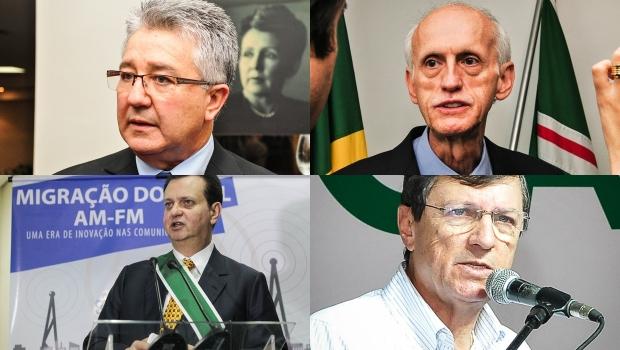 Líderes empresariais e ministro defendem Marconi como presidente em 2018