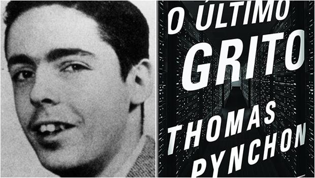 """Repórter """"da"""" Piauí ouve colegas, amigos e tradutores e traça perfil de Thomas Pynchon"""