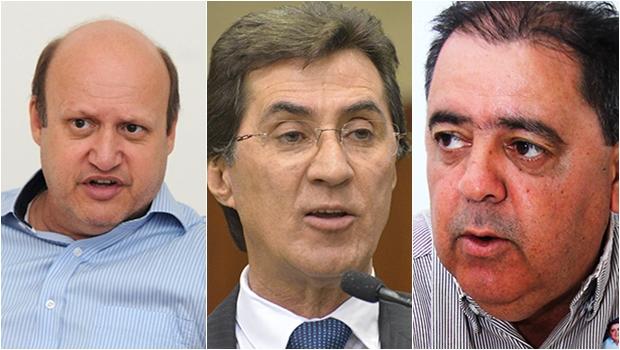 Rogério Troncoso apoia Célio Silveira para deputado federal e Chiquinho Oliveira para deputado estadual