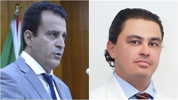 Vereador e secretário defendem candidatura de Caiado a governador e querem aliança com o PMDB