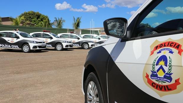 Marcelo Miranda entrega equipamentos para reforçar segurança em Araguaína