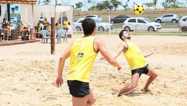 Competições de esportes de areia agitam próximos finais de semana em Goiânia