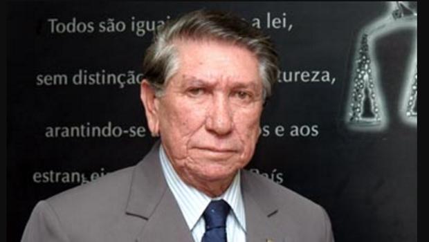 Morre desembargador aposentado Benedito do Prado