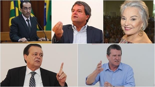 27 candidatos a deputado federal mais competitivos em Goiás para a disputa de 2018