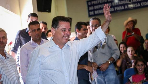 Em evento marcado por emoção, Marconi destina quase R$ 20 milhões para Itapuranga