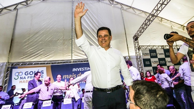 Marconi lança Goiás na Frente Habitação e anuncia construção de mais de 30 mil casas