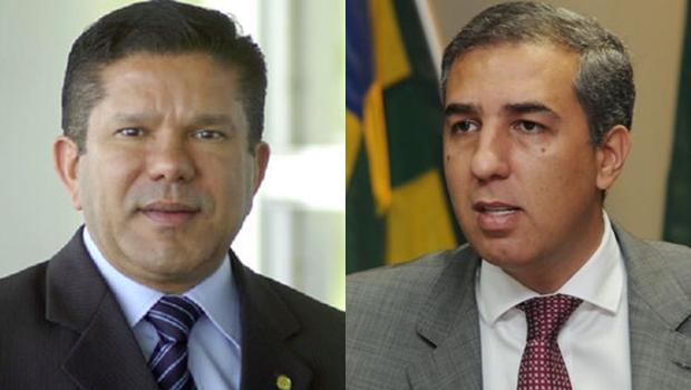 """Sandes: """"Zé Eliton vai ser eleito governador porque representa uma gestão que produz resultados"""""""