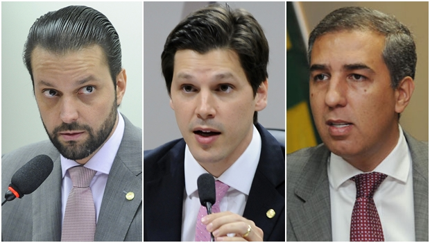 Base de Baldy fica em Goiás, não em Brasília. Por isso deve compor com José Eliton