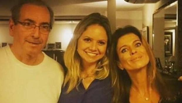 Eduardo Cunha pode bancar filha para deputada federal em 2018