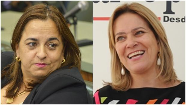 Eliane Pinheiro e Lêda Borges são cotadas para a vice de José Eliton