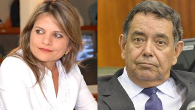 """Flávia Morais diz que Goiás é exemplo para o país e Nédio afirma que Marconi """"é o pai dos prefeitos"""""""