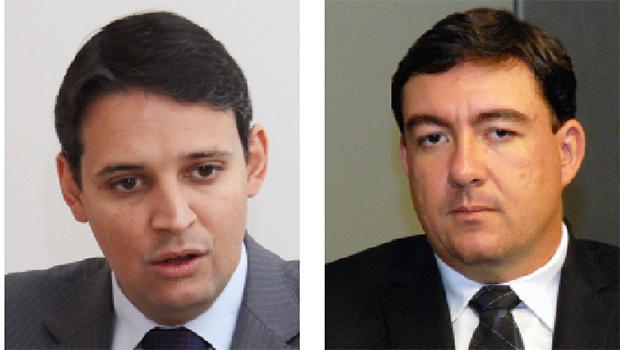 Deputado diz que José Vitti e Thiago Peixoto são parecidos. Têm cara de vice… de José Eliton