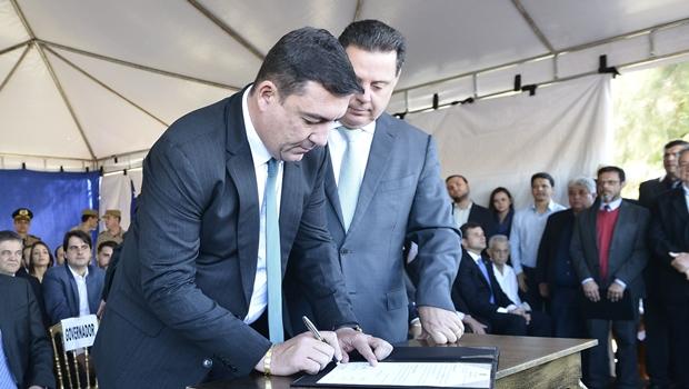 José Vitti vai governar Goiás durante 14 dias