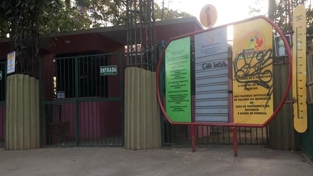 Vereador propõe privatizar Mutirama, Zoológico e Clube do Povo