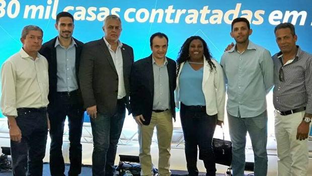 Goiás na Frente Habitação construirá 500 moradias em Valparaíso