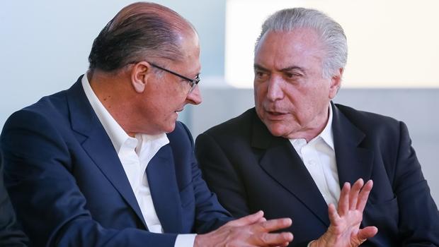 Alckmin diz que PSDB deve deixar governo Temer após aprovação das reformas