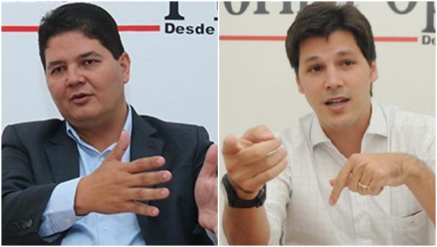 Heuler Cruvinel diz que Daniel Vilela não demonstra desânimo com candidatura