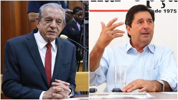 Iris Rezende pode surpreender e bancar Maguito Vilela para prefeito de Goiânia