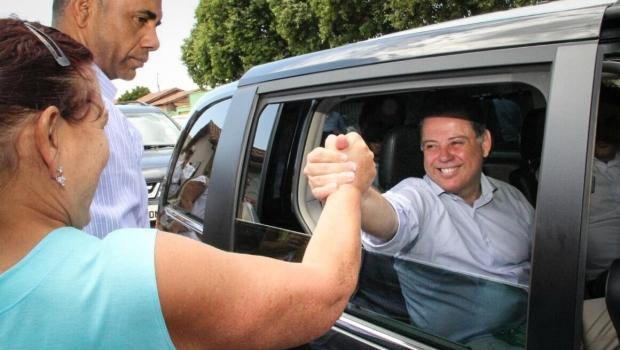 Marconi assina convênio de R$ 1 milhão em Urutaí para obras de infraestrutura