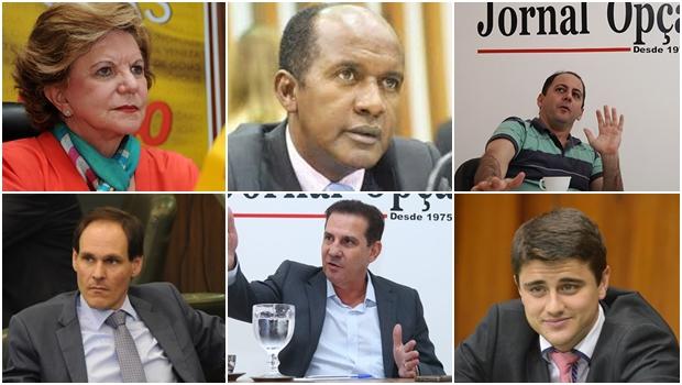 Deputados e líderes começam a abandonar o PSB de Lúcia Vânia. Querem ficar na base
