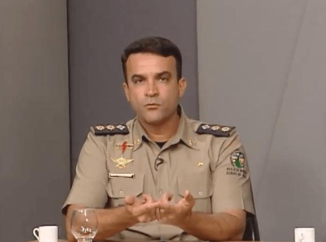 Coronel Ricardo Mendes assume o 14º Comando Regional da Polícia Militar