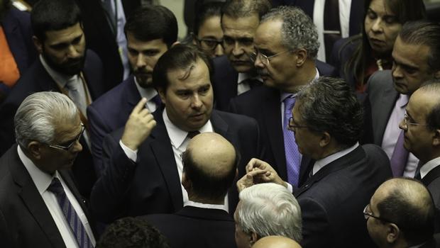 Câmara retira percentual de financiamento público de campanha eleitoral