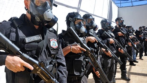 Delegacias do Tocantins passam a contar com 900 policiais civis