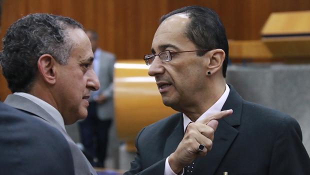 Após nova denúncia do MP, Kajuru pede afastamento de Anselmo Pereira