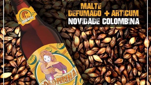 Colombina lança cerveja em parceria com o Tio Bákinas