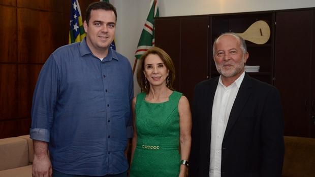 Prefeitura de Aparecida e governo fecham parceria para gestão de ginásios
