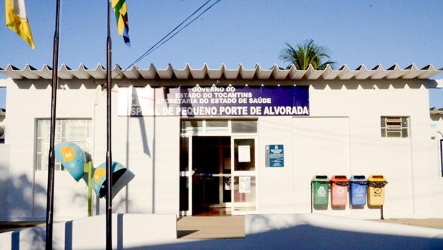 Governador entrega centro cirúrgico em Alvorada