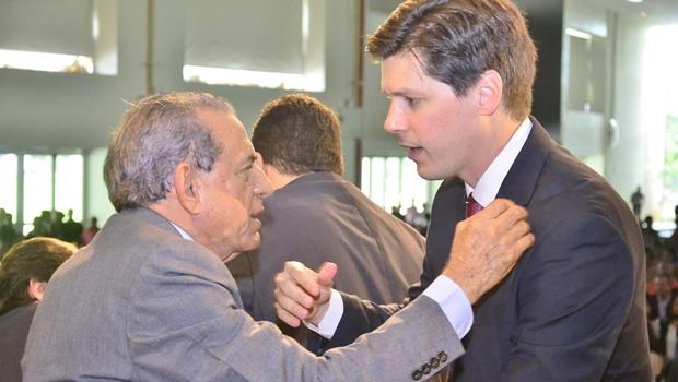 Iris Rezende cruzou os dedos ao declarar que vai votar em Daniel Vilela?
