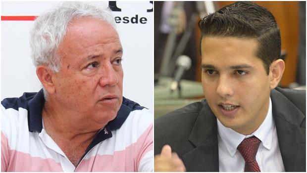Persiste a guerra entre o prefeito de Itumbiara e o presidente da Saneago