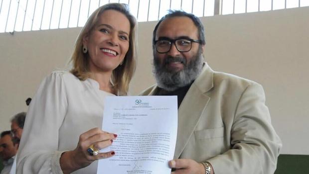 Lêda Borges filia três prefeitos do Entorno ao PSDB