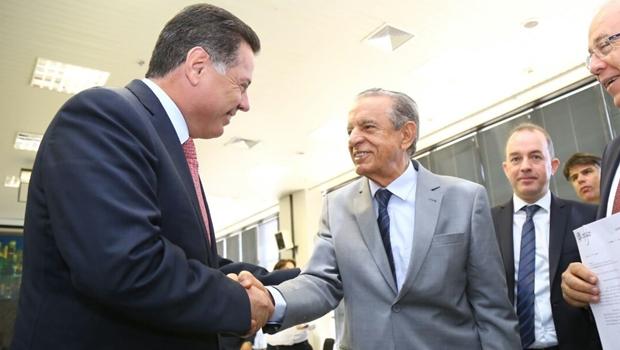Marconi autoriza convênio com Prefeitura de Goiânia