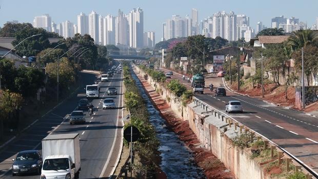 Com volta da chuva, Marginal Botafogo tende a sofrer com novos alagamentos