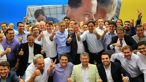 Prefeitos afirmam que deixaram PMDB como resposta à falta de diálogo e de propostas para Goiás