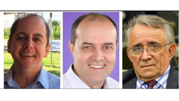 Itumbiara define Gugu Nader, Álvaro Guimarães e Dione Araújo para deputado estadual