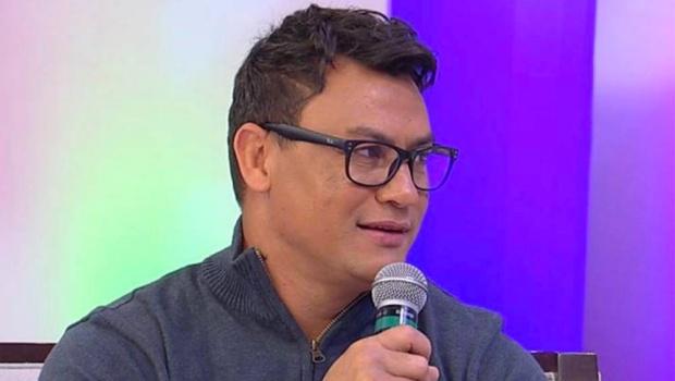 Popó fala sobre relação com o filho gay