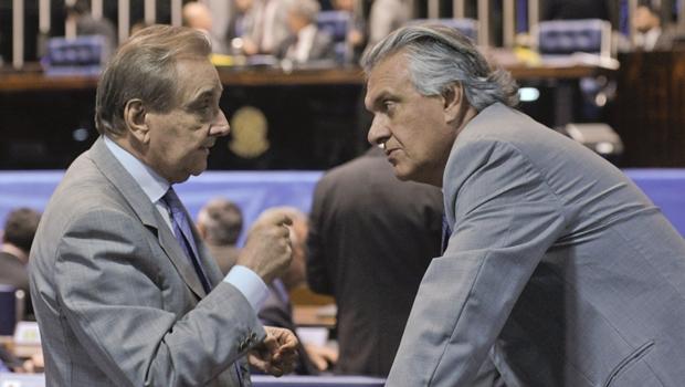 Agripino garante que Caiado continua no comando do DEM em Goiás